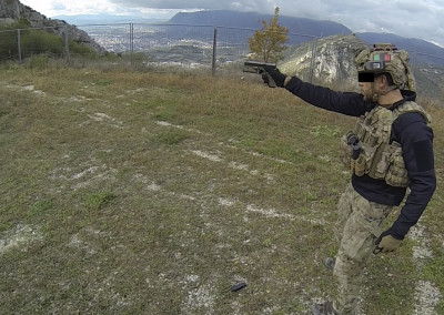 Military Reportage